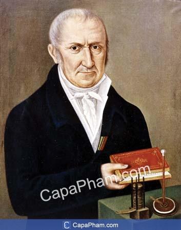 Alessandro Giuseppe Antonio Anastasio Volta