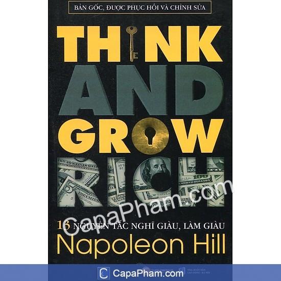 Nghĩ giàu, làm giàu - Think & Grow Rich - Napolean Hill