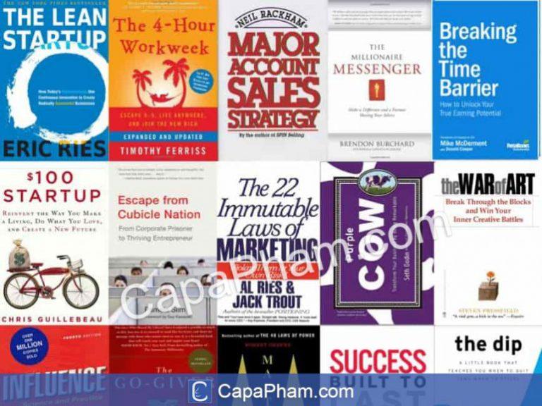 Sách kinh tế - kinh doanh hay nên đọc