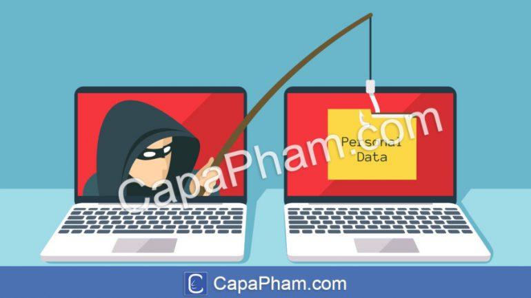 Phishing - Tấn công giả mạo