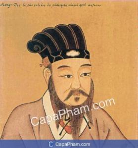 Mạnh Tử (371 - 289 TCN)
